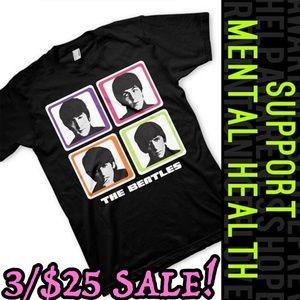SALE! 💕The Beatles 50 Hard Days Night Shirt